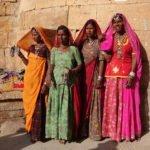 Rajastanlı Kadınlar
