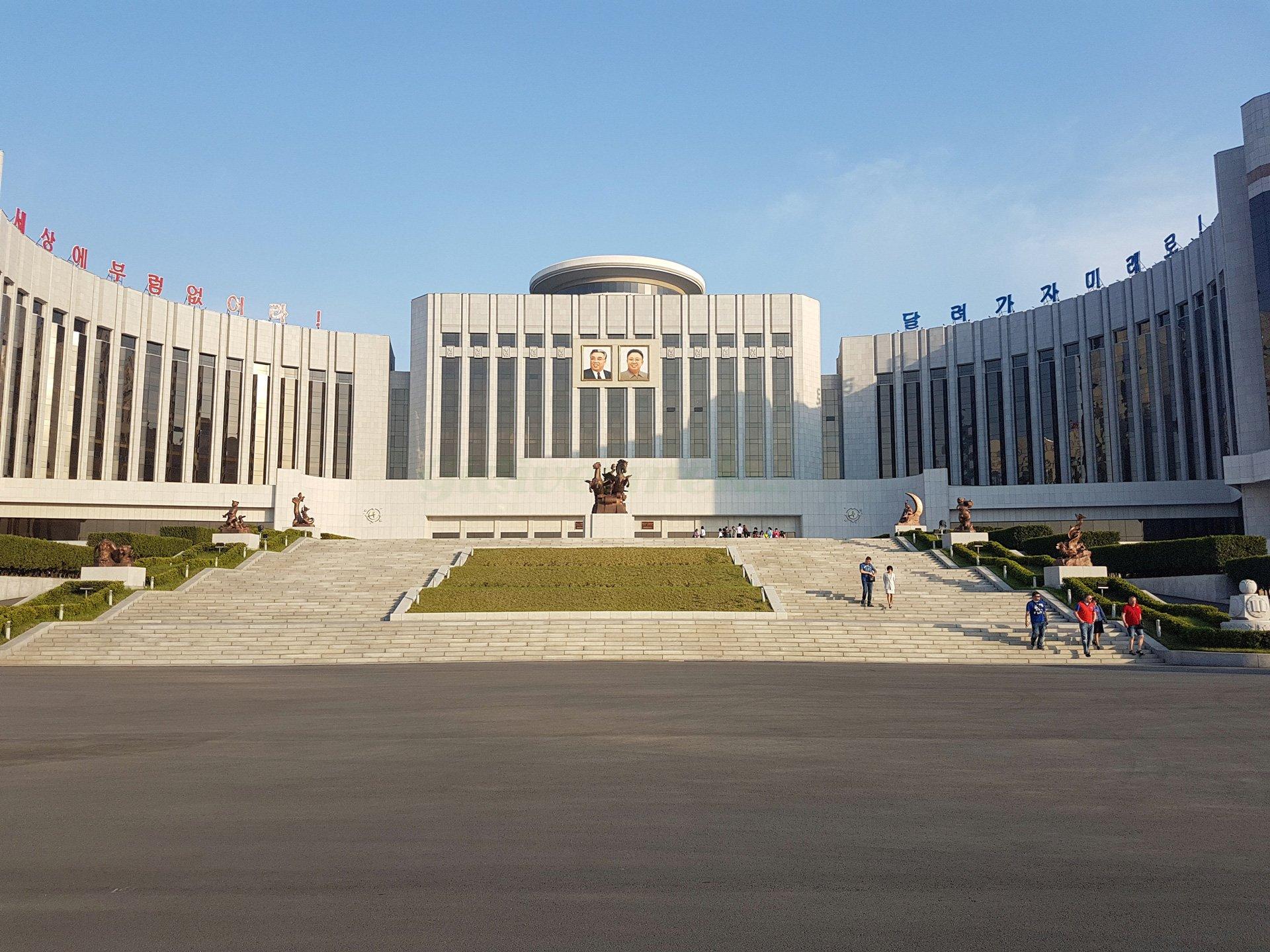 Dünya Değişmeden Yaşanılması Gereken Bir Macera; Kuzey Kore