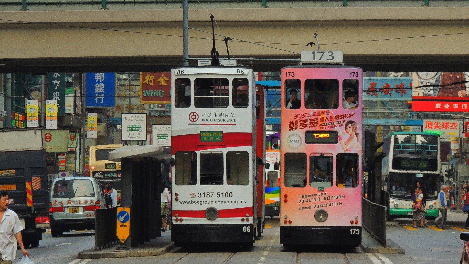 Bazı Kentler Geri Çağırır - Hongkong