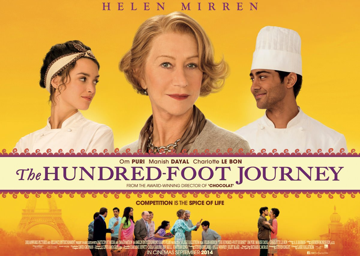 The Hunderd Foot Journey